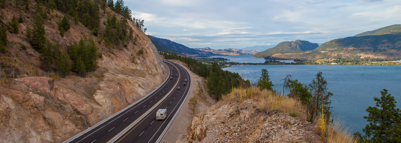 Planning your route in advance allows you to check highway webcams, avoid construction and make your summer road trip a breeze.