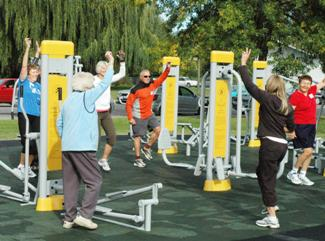 Circuits for Seniors class - Getting Recognized